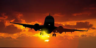 Terbang dengan Pesawat
