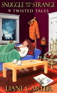 Snuggle with the Strange book cover