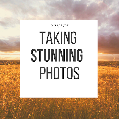 5 tips for stunning sunset shots