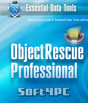 ObjectRescue Pro 6.12 Build 1025 + KeyGen