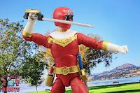 Power Rangers Lightning Collection Zeo Red Ranger 37