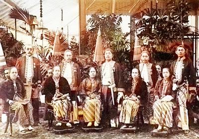 foto baju adat sunda untuk bangsawan zaman dulu