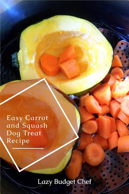 easy homemade dog treat recipe