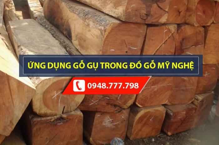 Gỗ gụ là gì? Ứng dụng của gỗ gụ trong thi công đồ gỗ