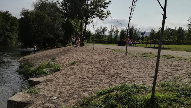Praia Fluvial da Lameira