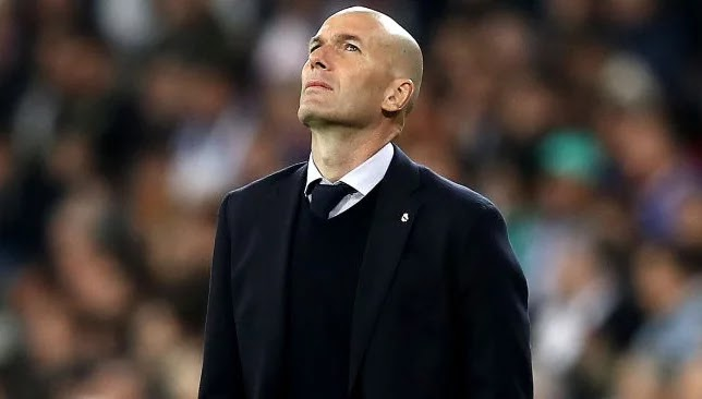 3 problems Zidane must solve before confronting Manchester City