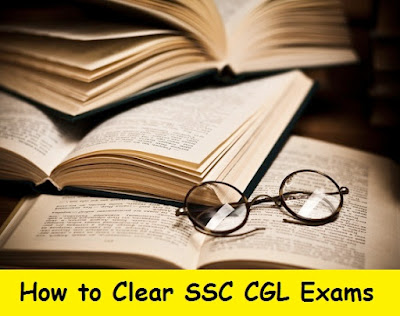 How to Clear SSC CGL Exams in first attempt