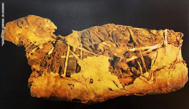 425 قطعة أثرية مصرية نادرة يهديها حاكم الشارقة إلى مصر