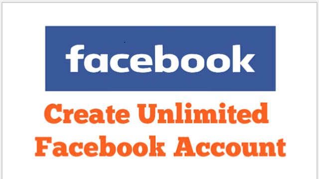 Unlimited Facebook Account Kaise Banaye Bina ( Number/Email ) Ke