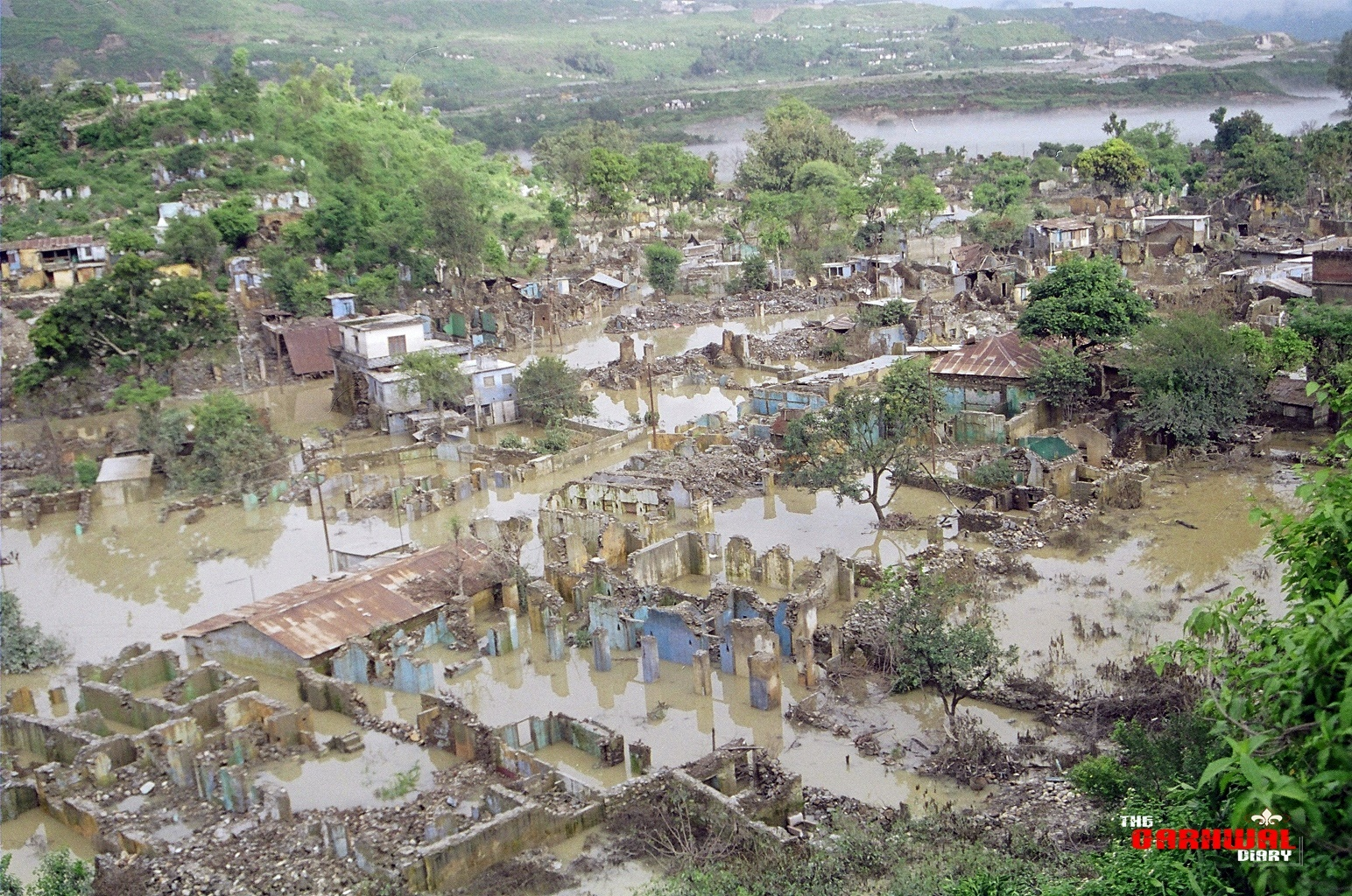 the tehri dam Development-induced displacement has brought about a profound economic  and sociocultural disruption to the victims of displaced.