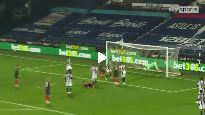 VIDEO: West Bromwich Albion 2:2  Brentford / Carabao Cup,