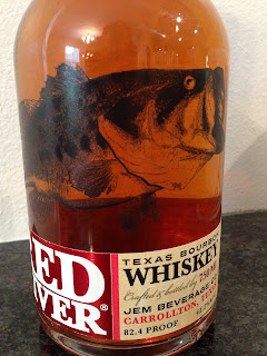Red River Texas Bourbon Whiskey