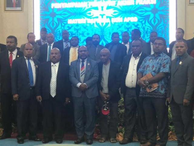 Terkait Pasukan di Nduga, Lukas Enembe dan Yunus Wonda Tak Paham Tupoksi
