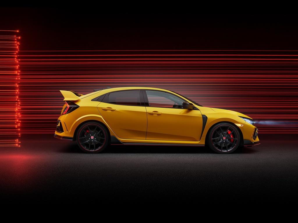 Honda Civic Type R phiên bản đường đua ra mắt, giới hạn 700 chiếc