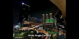Hasil Kamera Oppo 4 F 2