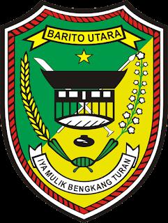 Kabupaten Barito Utara Logo Vector Corel