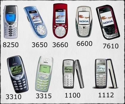 old-nokia-phones