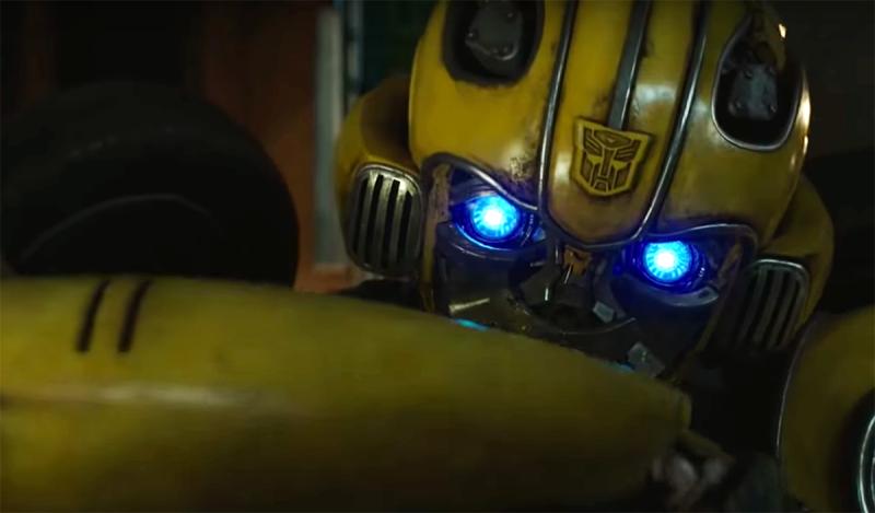 Bumblebee: Primer tráiler de su aventura en solitario [NAVIDADES 2018]