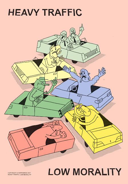 Krzysztof Nowak Illustrations