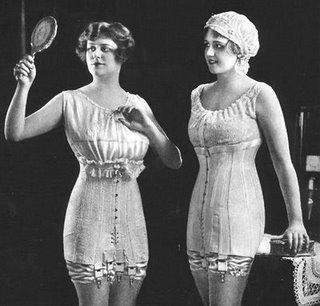 lingerie em 1910