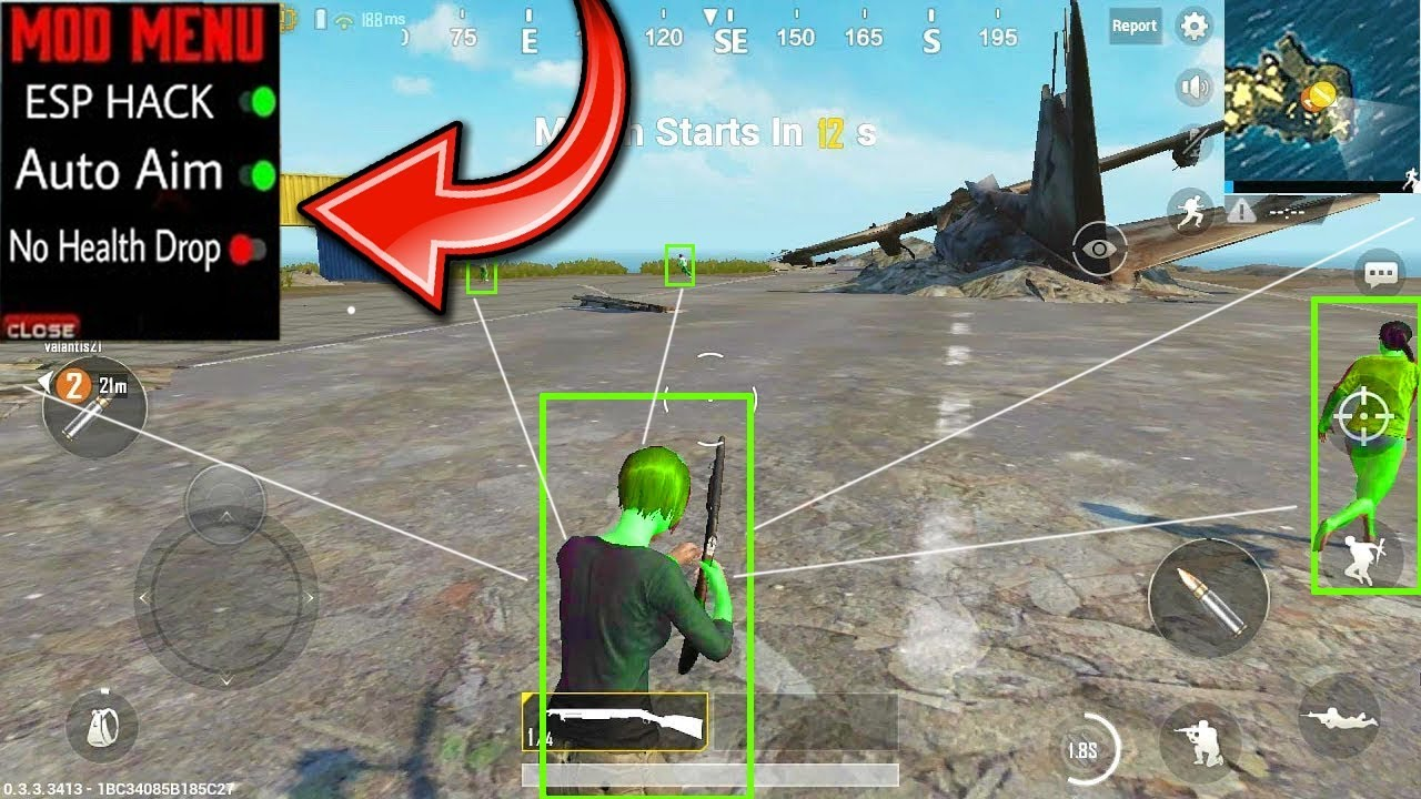 Pubg Mobile New hack
