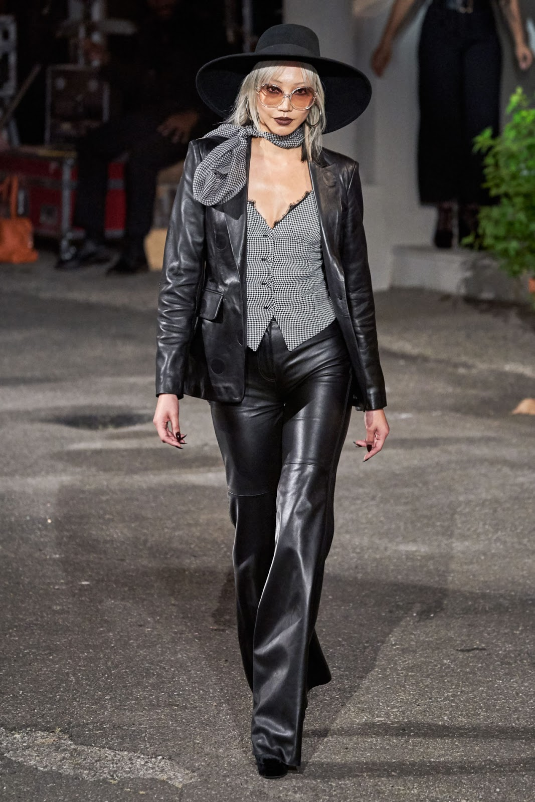 Zendaya x Tommy Hilfiger NYFW Show