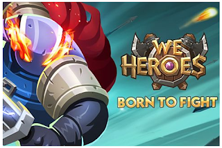 We Heroes – Born to Fight