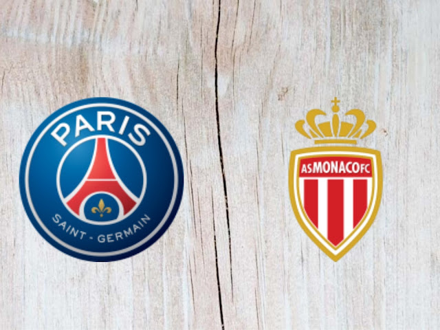 Watch PSG vs Monaco Full Match & Highlights - 04 August 2018