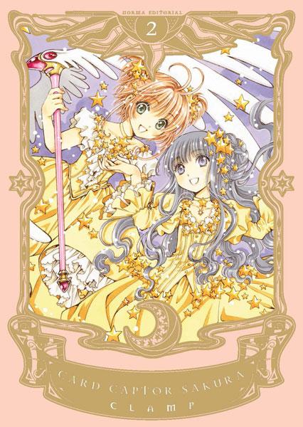 Manga: Review de Card Captor Sakura Vol.2 edición 60º aniversario de CLAMP - Norma Editorial