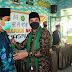 Deklarasikan Madrasah Ramah Anak Kepala Kantor Kemenag Kota Probolinggo Sematkan PIN
