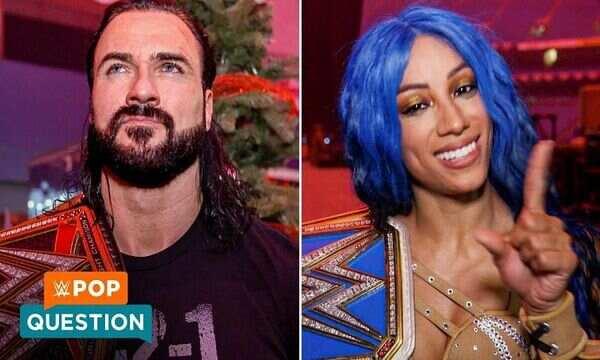 تعرف على أمنيات نجوم ونجمات WWE لعام 2021: بايلي تتمنى زيارة مصر والاحتفال ببطولة السيدات فوق الأهرامات (فيديو)