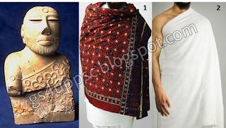 clothes of harappan civilization