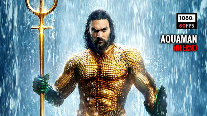 Aquaman (2018) IMAX BDRip 1080p 60fps Latino-Castellano-Inglés iNFERNO