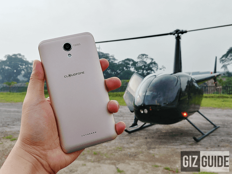 Cloudfone Announces Excite Prime 2 With Portrait Selfie Mode
