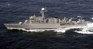 Kapal Perang Korea Selatan dijual ke Filipina