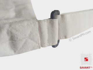Canvas Messenger Bag (Strap)