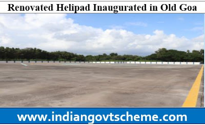 Inaugurated in Old Goa