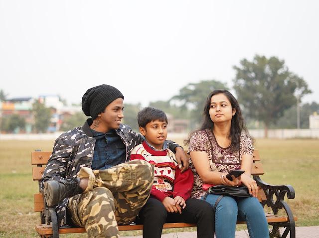 Sourajit Saha, Rick & Rituparna Saha