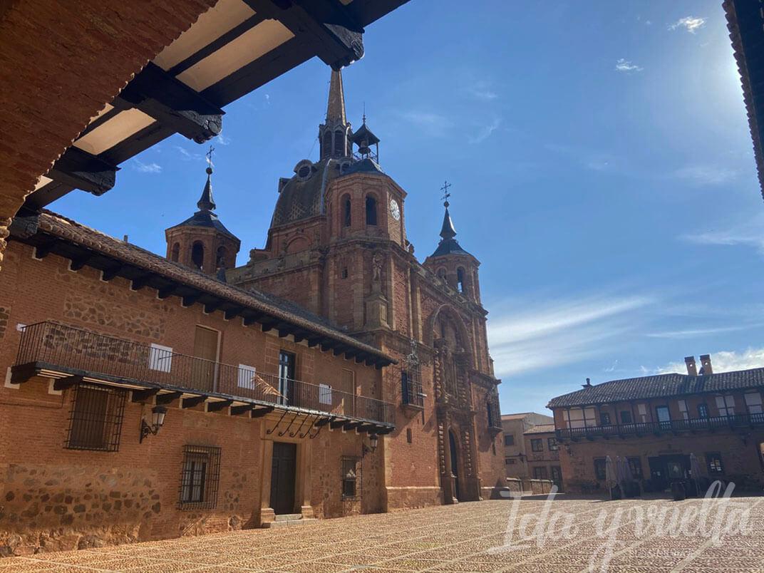 Visitar San Carlos del Valle