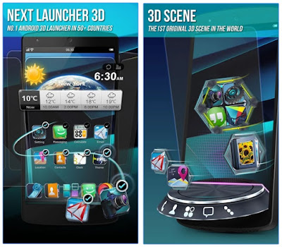 next launcher 3d full cracked