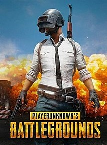 For some reason, PUBG has been renamed PUBG: Battlegrounds