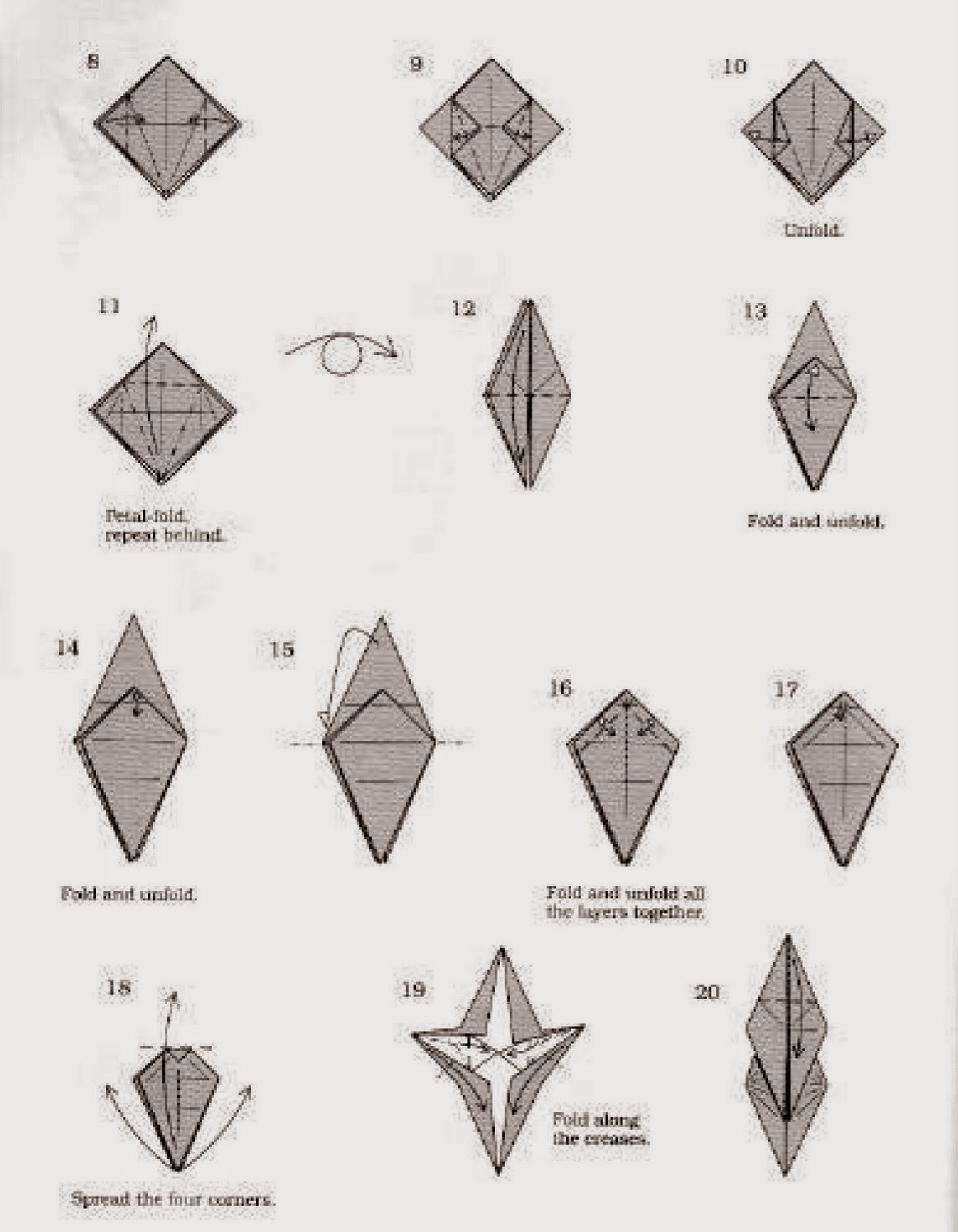 Pegasus Origami Instructions Easy