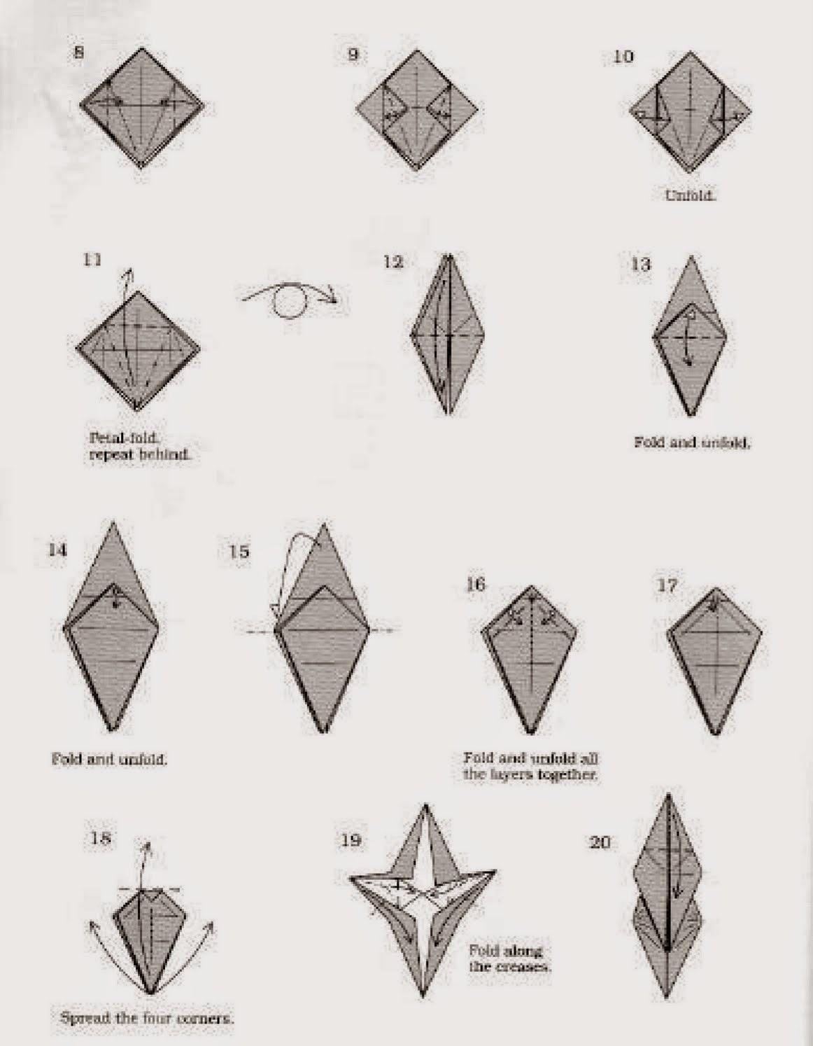 Pegasus Origami Instructions Easy