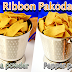 Ribbon pakoda/ Moringa powder ribbon pakoda and Ajwain pepper powder ribbon pakoda