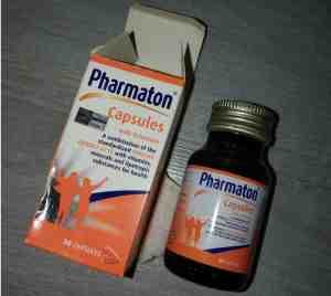 تجربتي مع حبوب فارمتون Pharmaton للتسمين و لزيادة الوزن هل تسمن فعلا