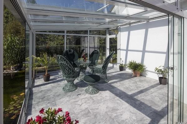 giardino d'inverno-serra solare