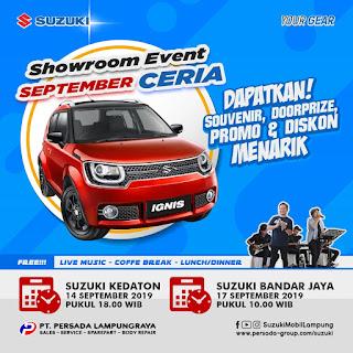 Showroom Event September Ceria Kuy Ramaikan Yai