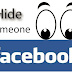 How to Hide Profile In Facebook