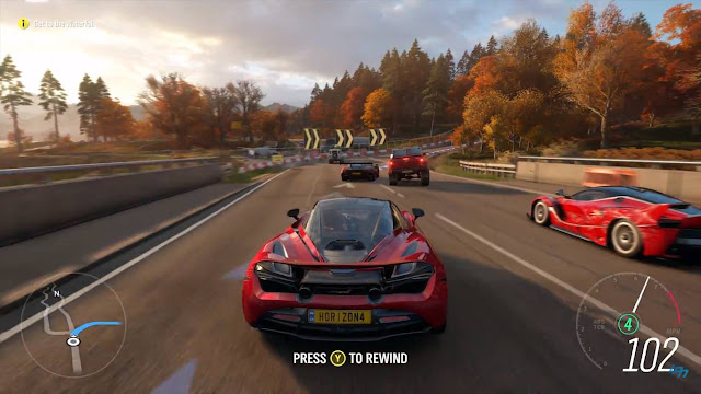 Forza Horizon 4: XBox One Review
