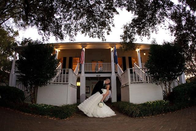 At Home Disney Wedding